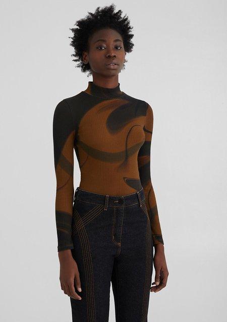 Paloma Wool Mila Top - print