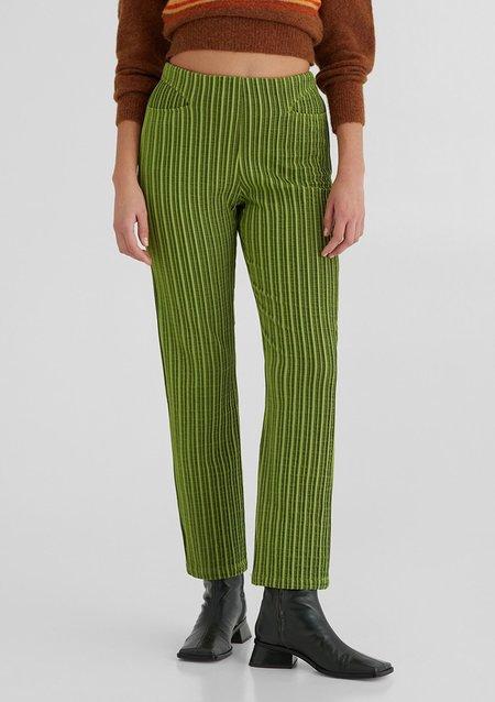 Paloma Wool Nadir PANTS - Green