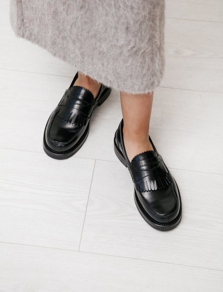 Our Legacy Loafers - Black
