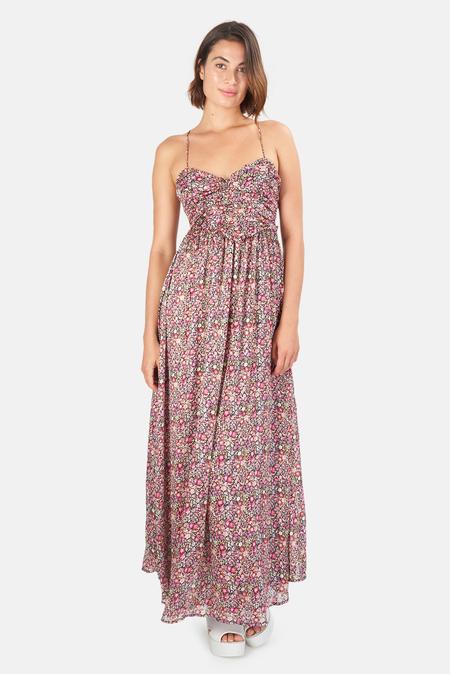 Women's For Love & Lemons Joelle Maxi Dress - Multi