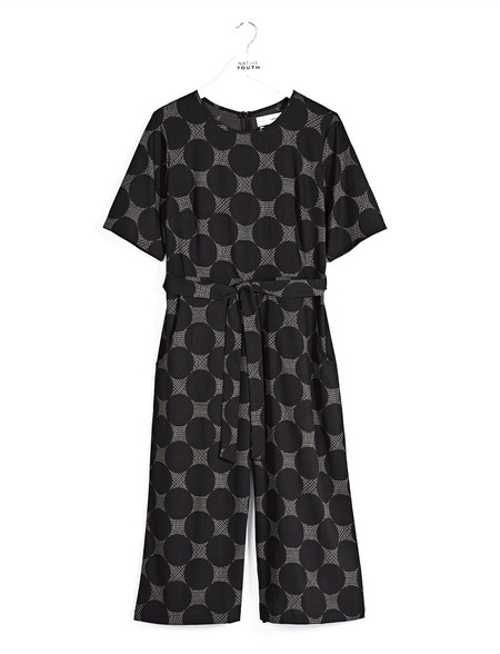 Native Youth Hail Storm Jumpsuit