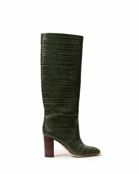 Loeffler Randall Goldy Forest Tall Boot - Forest