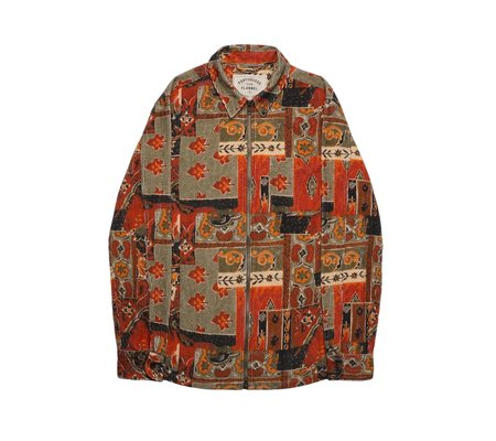 Portuguese Flannel Fecho Jacket - Fall Shades