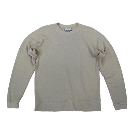 Unisex Jungmaven Sierra Raglan Sweatshirt - Canvas
