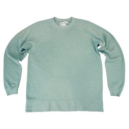 Unisex Jungmaven Sierra Raglan Sweatshirt - Clay Green