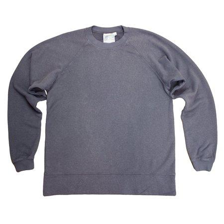 Unisex Jungmaven Sierra Raglan Sweatshirt - Diesel Gray