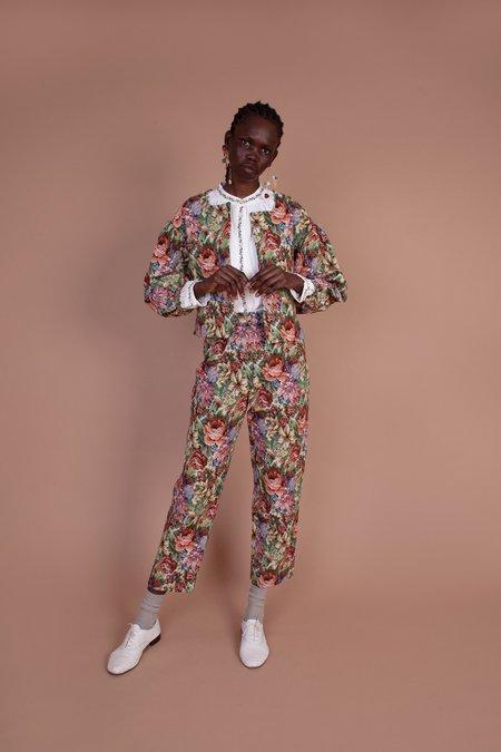 Meadows Juniper Trouser - Tapestry