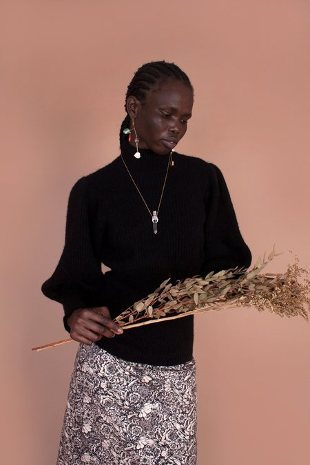 Meadows Neroli Knit - Black