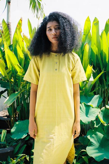 Seeker Studios Leisure Dress - Mango