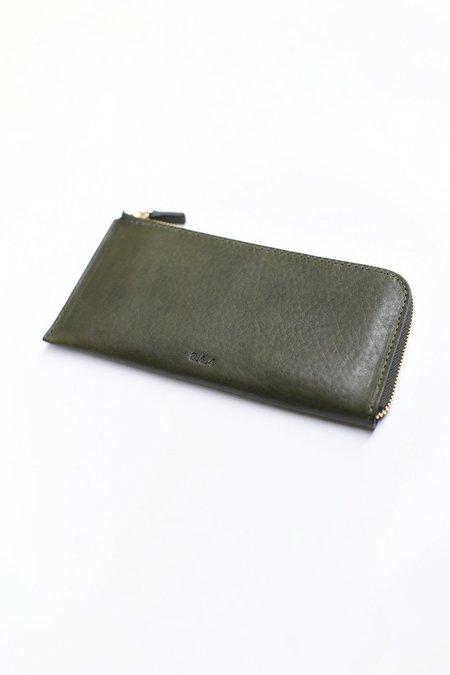 8.6.4 Long Zip Wallet - Military Green