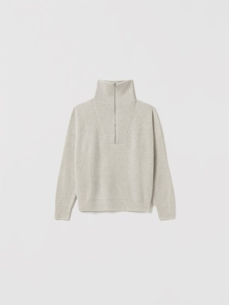 Judith & Charles Arden Sweater - Oyster