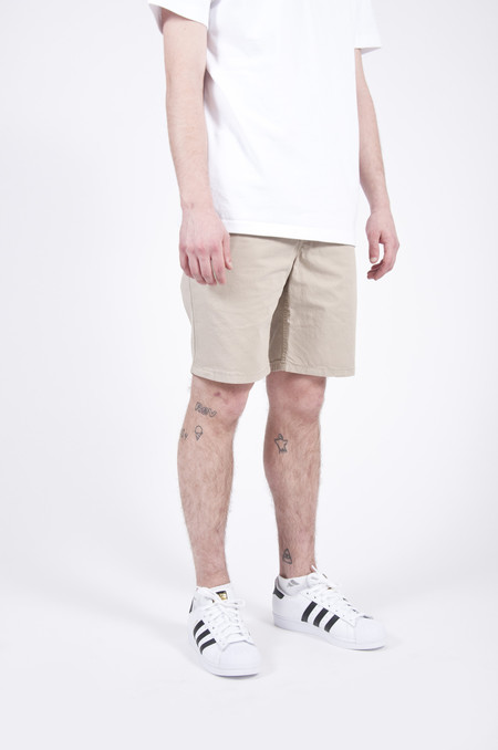 Norse Projects Aros Light Twill Shorts Khaki