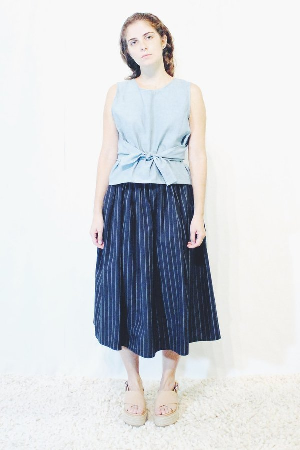 House Of 950 Pleated Skirt