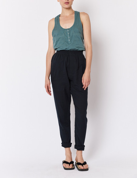 Built by Wendy Boxer Pants - Black
