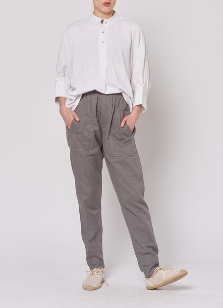Built by Wendy Boxer Pants - Grey