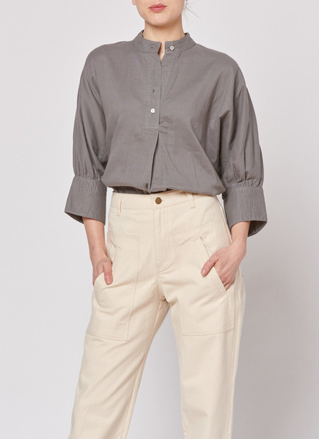 Built by Wendy Everyday Shirt - Grey