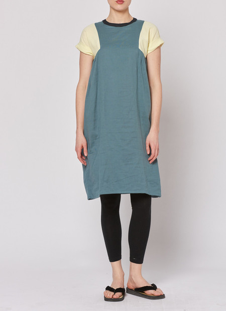 Built by Wendy Tri Dress - Sage