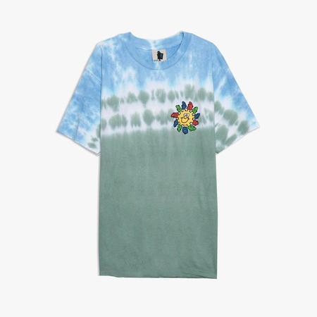 Realbadman Delic Sun Tie Dye T-shirt - multi