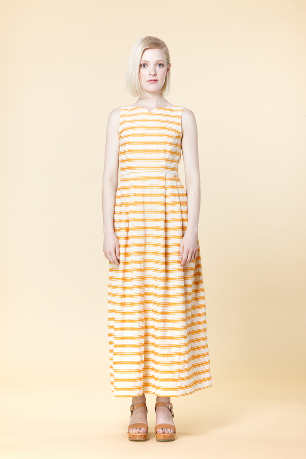 Amanda Moss - Tangerine Dream Dress