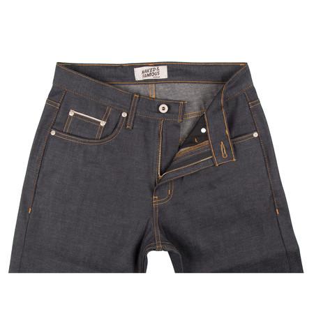 Naked & Famous Easy Guy Jeans Selvedge