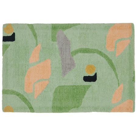 Cold Picnic 2 x 3 Rug - The Aviary Early Spring