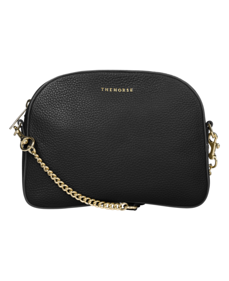 The Horse Dome Bag - Black