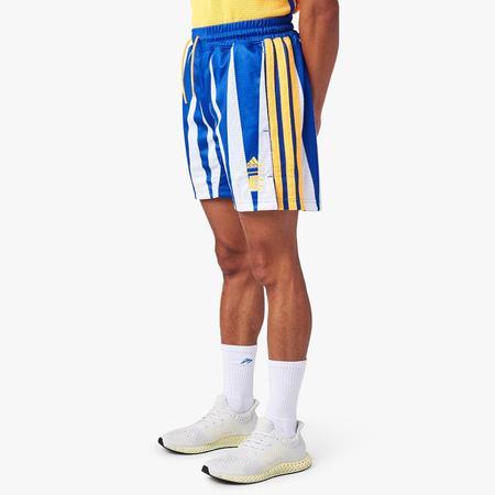 adidas Originals by Eric Emanuel Summer Essentials Shorts - Sonic Ink