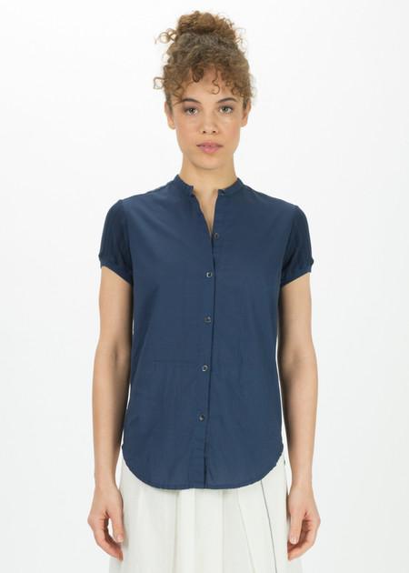 Hannoh Wessel Cunegonde Short Sleeve Button-Up Shirt