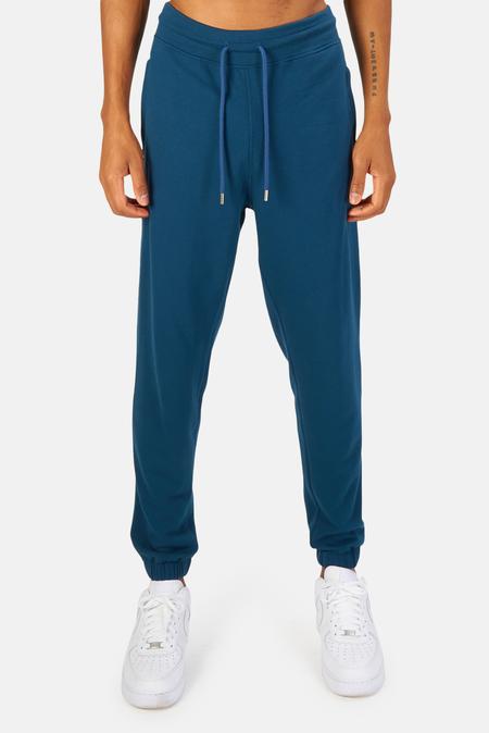 Blue&Cream LES Pants - Deep Ocean