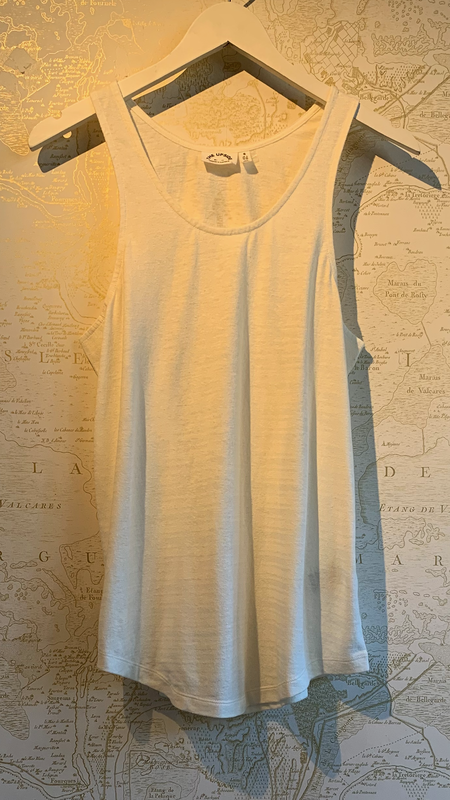The Upside Issy Tank - White