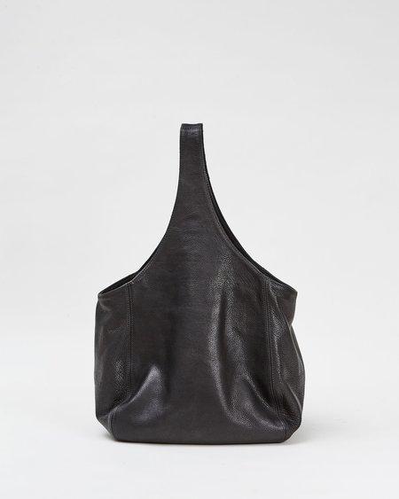 Clare V. Bando Tote - Black Lamba