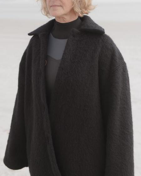 Baserange Pyrenees Coat - Black