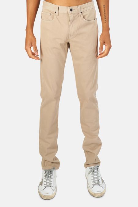 Men's Kato Pen Slim Denit Jeans - Sand