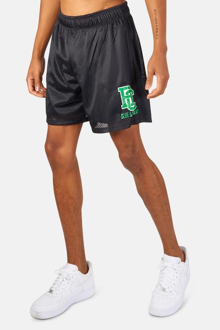 Blue&Cream New York Mesh Shorts - Green