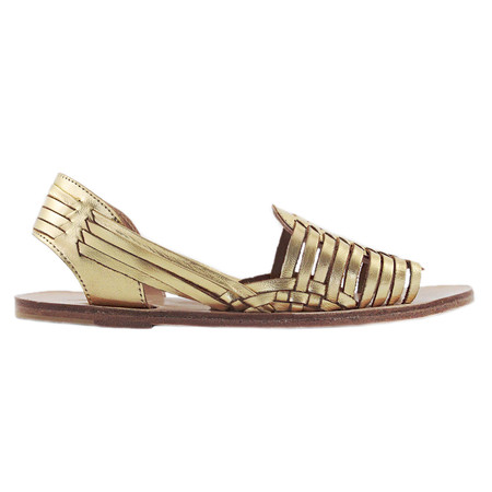 Cartel Footwear Juliana - Gold
