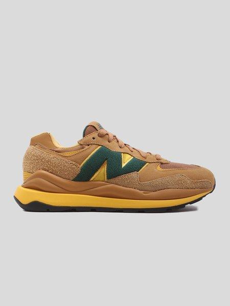 New Balance M5740WT1 sneakers - Wheat/Green