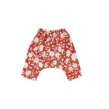 Kid's Caramel Nori Baby Trouser