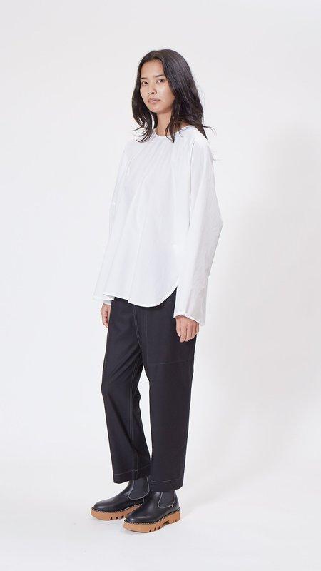 Sofie D'Hoore Cotton Blyth Top - White