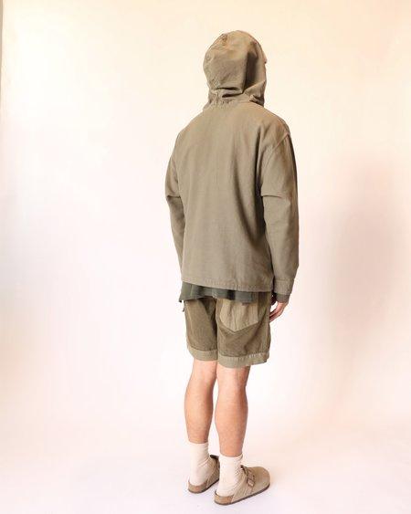 SEEKER Anorak Sweater - Matcha