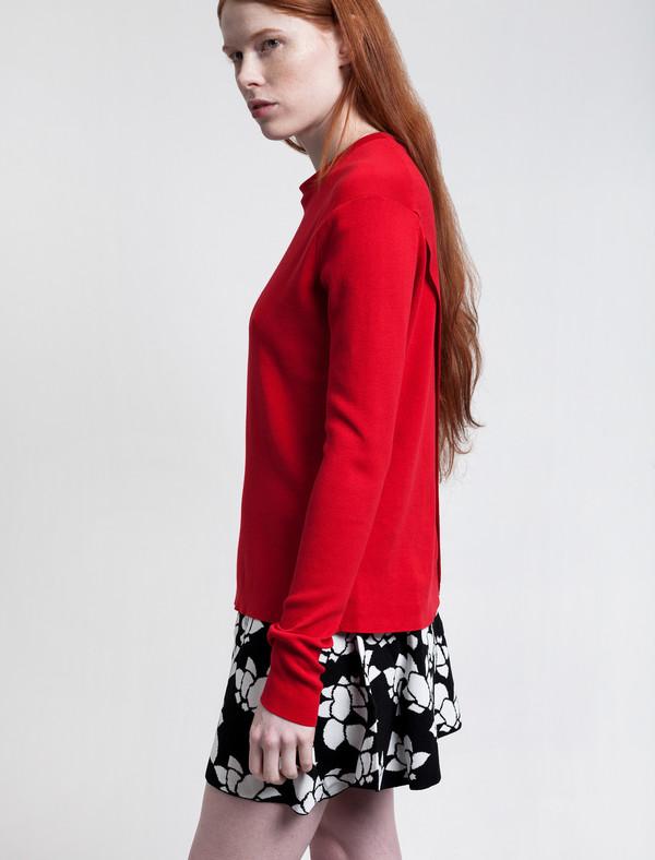 Derek Lam 10 Crosby Materia A-line Sweater