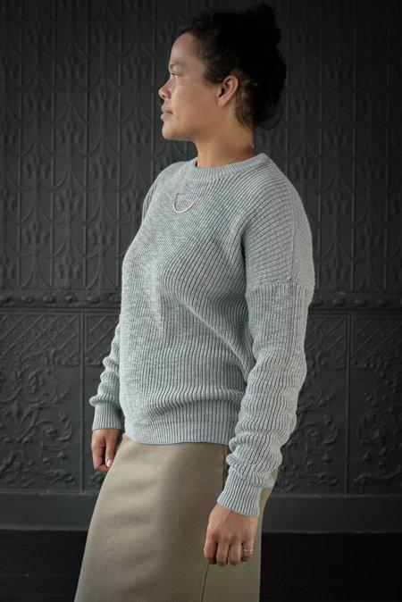It Is Well L.A. Sweater - Sky Blue