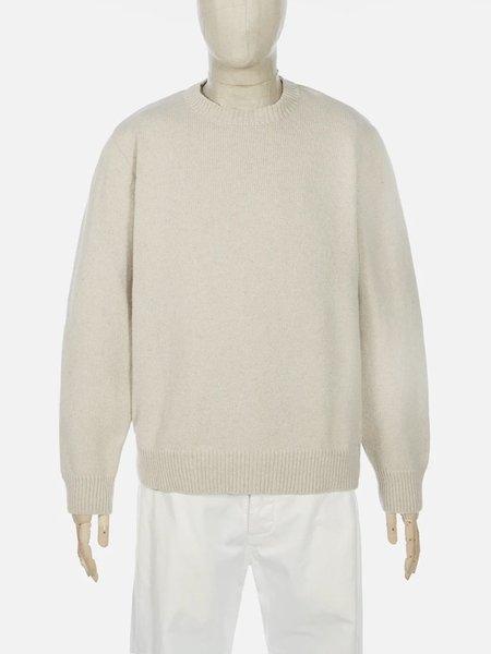 Universal Works Loose Crew Sweater - Sand