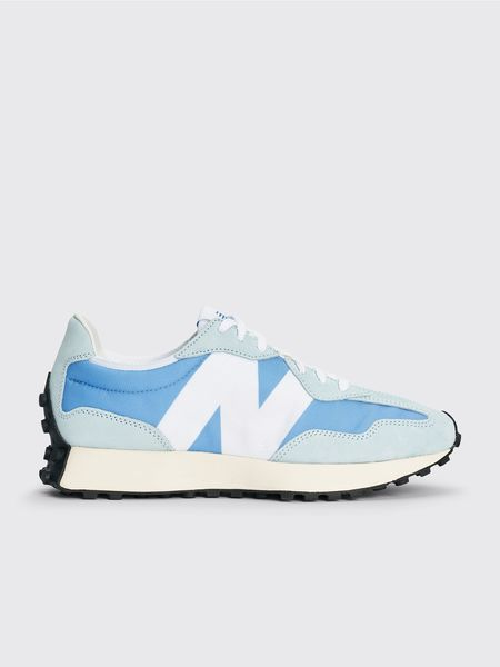 New Balance 327 MS327LC1 SNEAKERS - WHITE/BLUE