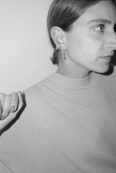 BEATRIZ PALACIOS  LINK EAR CUFF - GOLD