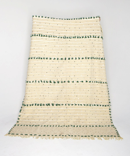 COUCOU Moroccan Wedding Blanket