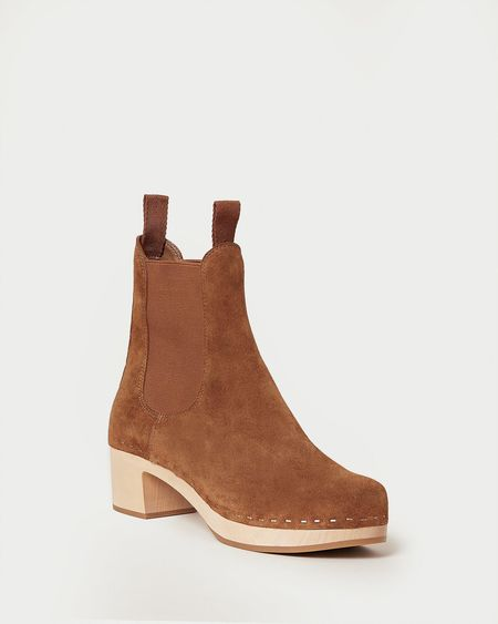 Loeffler Randall Anabelle Clog Boot - Cacao