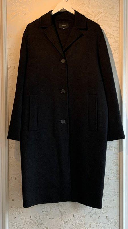 Joseph Caia Cashmere Coat - Black