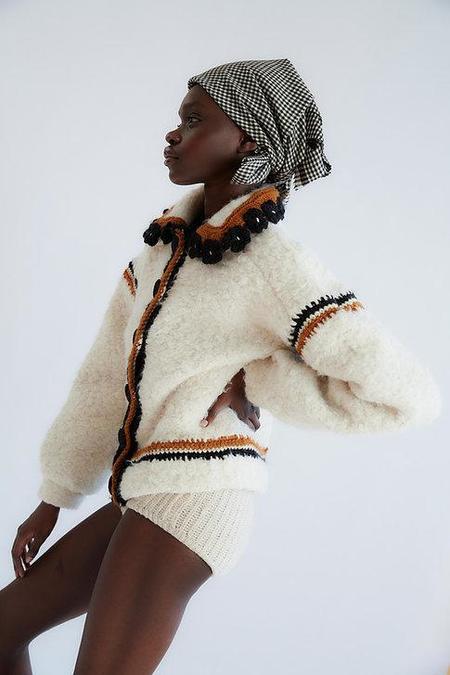 Tach Clothing Belen Jacket - White
