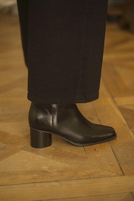 Anne Thomas Simon Boots - Moroder Black
