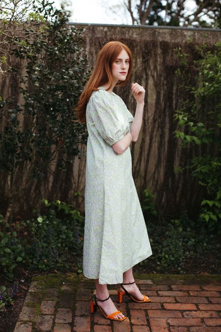 Mane Project  Hypno Dress - Flower Patch